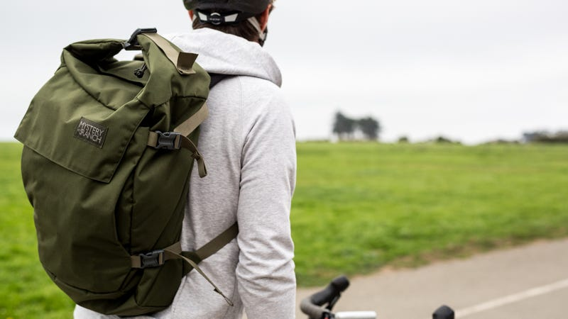 Illustration for article titled Take 20% Off These Smart-Load Commuter Packs From Mystery Ranch ($95)