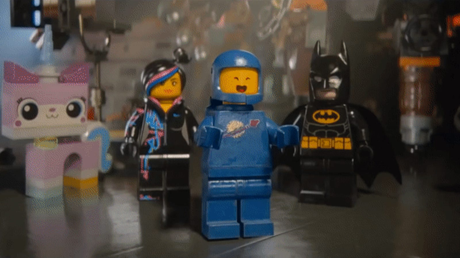 Warner Bros Is Streaming The Lego Movie On Youtube All Day For Free