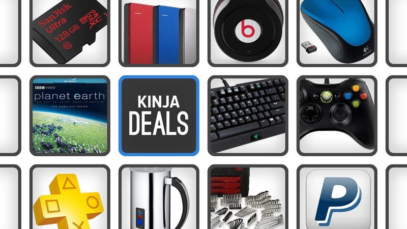 Illustration for article titled The Best Deals for September 8, 2014