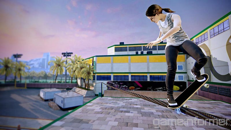 Illustration for article titled Our First Look At The Next Tony Hawk Game