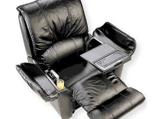 Because Dad Deserves A Luxury Recliner