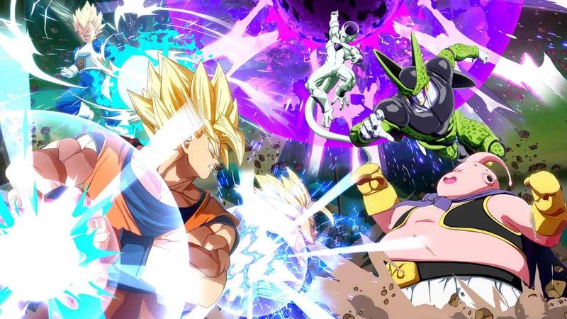Image Credit Bandai Namco Dragon Ball FighterZ