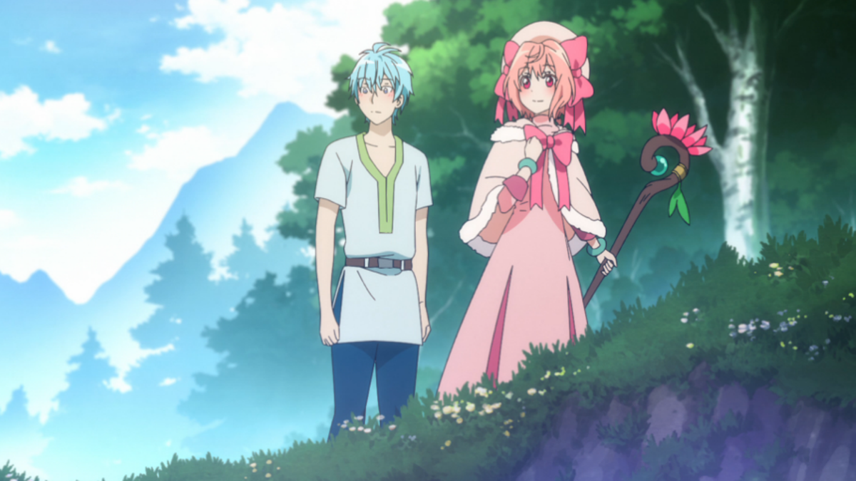 My favorite anime this fall is about an mmorpg obsessed woman