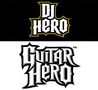 Illustration for article titled Activision Narrows Music Focus To Guitar And DJ Hero