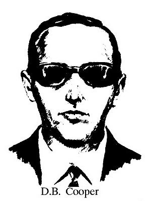 Illustration for article titled Commenter Of The Day: DB Cooper Edition