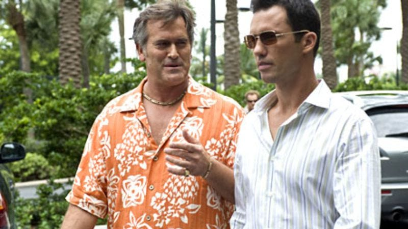 "Illustration for article titled Burn Notice: ""Partners In Crime"""