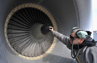 Illustration for article titled Phallic Jet Engine Nipple Cone Thing, The U.S. Army Wants To Grope You