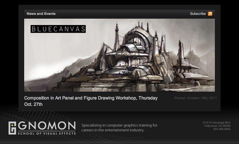 the gnomon workshop 3d character design