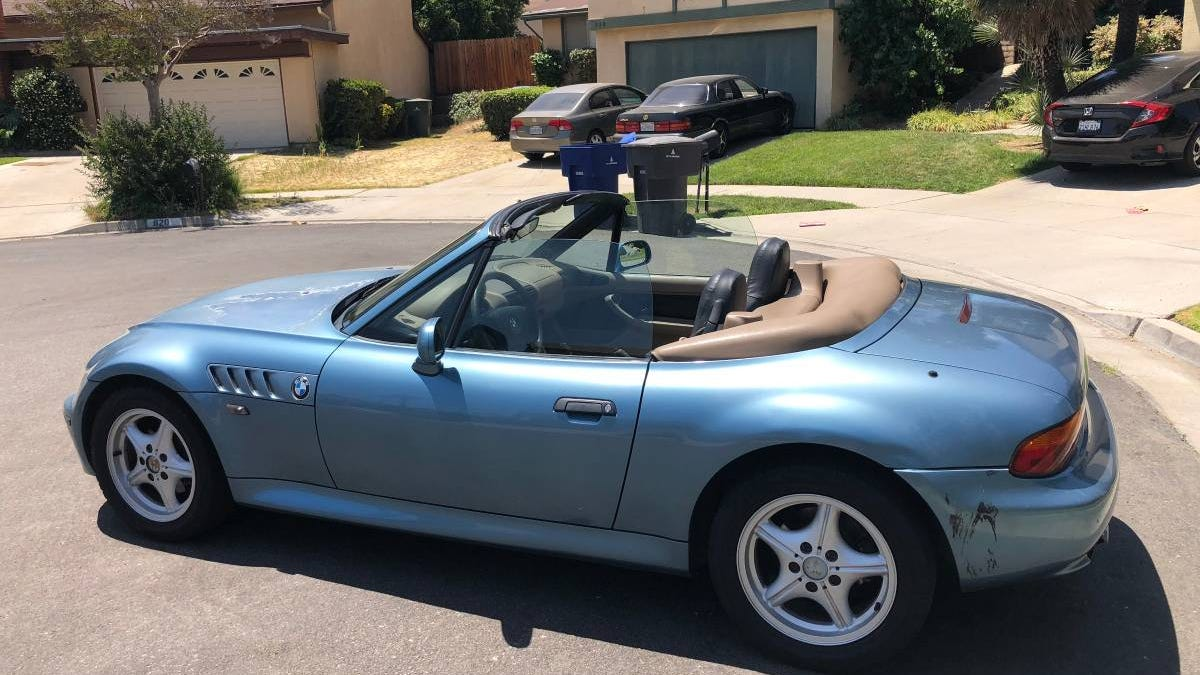 At $2,100, Could This 1997 BMW Z3's Price Outweigh Its Problems?