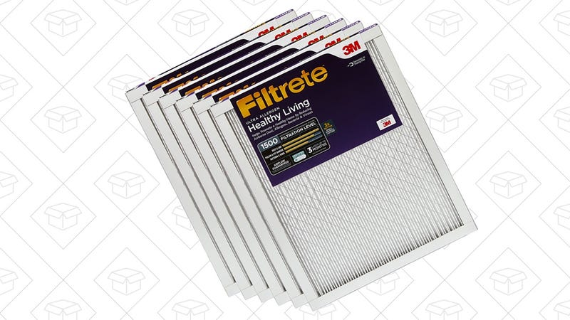 15% off Filtrete Air Filters | Amazon