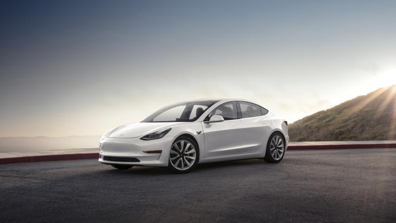 Illustration for article titled Un Tesla Model 3 supuestamente cuesta 35.000 dólares, pero hay una trampa