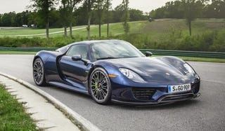 Illustration for article titled How does your car compare to a Porsche 918 Spyder?