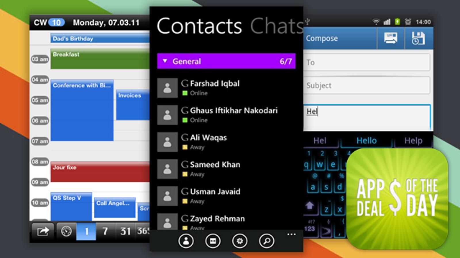 im client for windows phone 7