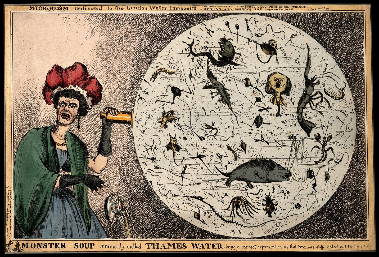 How Fake Science Saved Lives In Victorian London