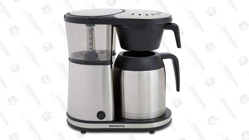 Bonavita BV1901TS Coffee Maker | $100 | Massdrop