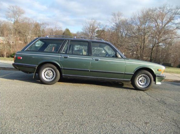One Of Two 1980 Bmw 7 Series Wagon On Ebay