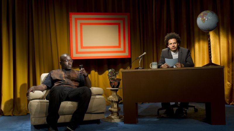 Illustration for article titled The Eric Andre Show