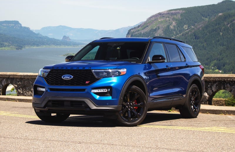 "Illustration for article titled Ford Should Just Say, ""Fuck It"" And Make The Explorer RS"