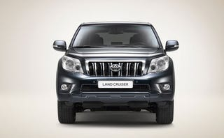Illustration for article titled 2010 Toyota Land Cruiser: Photos