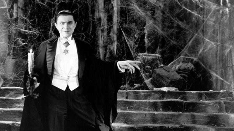 Bela Lugosi as the iconic and sexy Dracula.