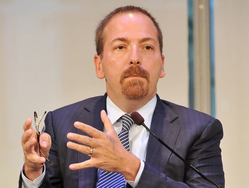 Illustration for article titled Chuck Todd Extensively Preparing To Accept Whatever Candidates Say At Face Value Without Any Follow-Up Questions