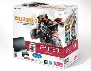 Illustration for article titled The Killzone 3 PS3 Bundle You've Been Waiting For