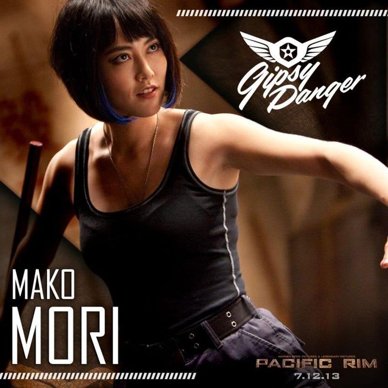 Illustration for article titled The Mako Mori Test