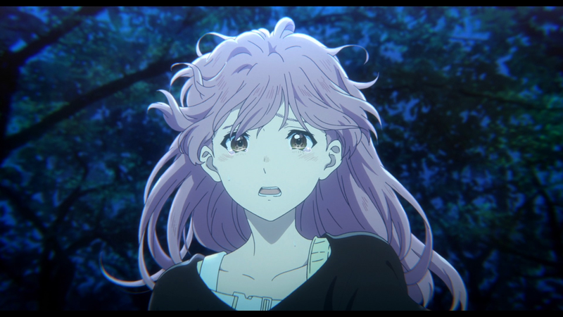 If you like emotionally scarred pink-haired girls, then this is the anime for you.