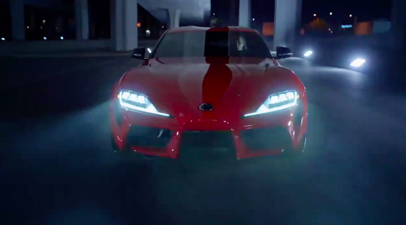 The 2020 Toyota Supra Is Here and It Looks Glorious