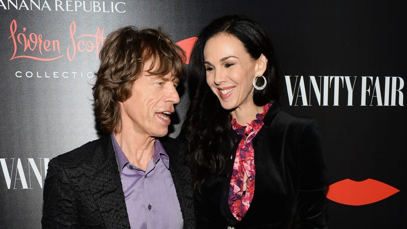 Illustration for article titled Read Mick Jagger's Heartbreaking Goodbye Message to L'Wren Scott
