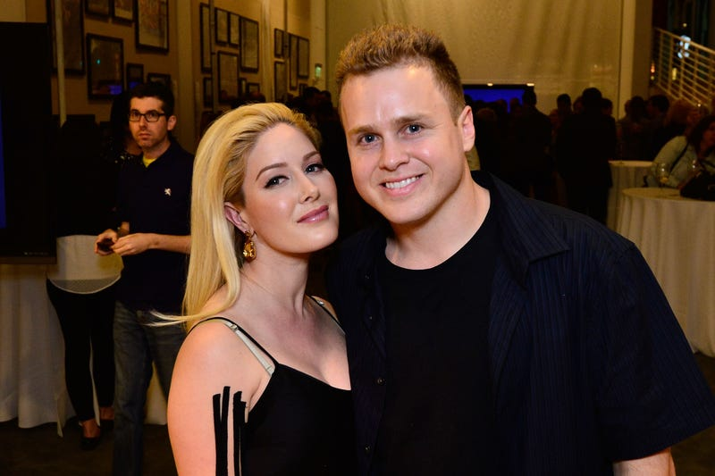 Marvelous Spencer Pratt Is Now A Hummingbird Feeder