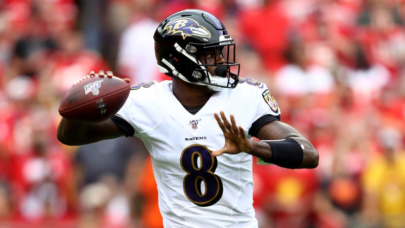 watch 6f7b8 0bd96 Even In Defeat, Lamar Jackson Is Pretty Damn Special