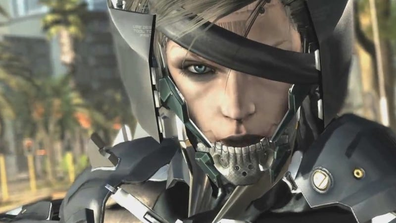 Illustration for article titled Konami Explains Why Metal Gear Rising Isn't on The Xbox 360 in Japan