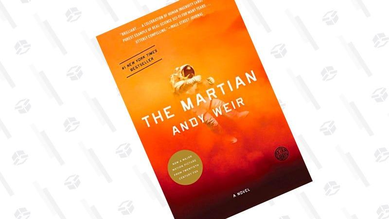 The Martian: A Novel [Kindle]   $3   Amazon