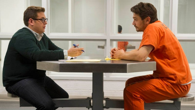 Illustration for article titled James Franco and Jonah Hill get serious for the true crime of True Story