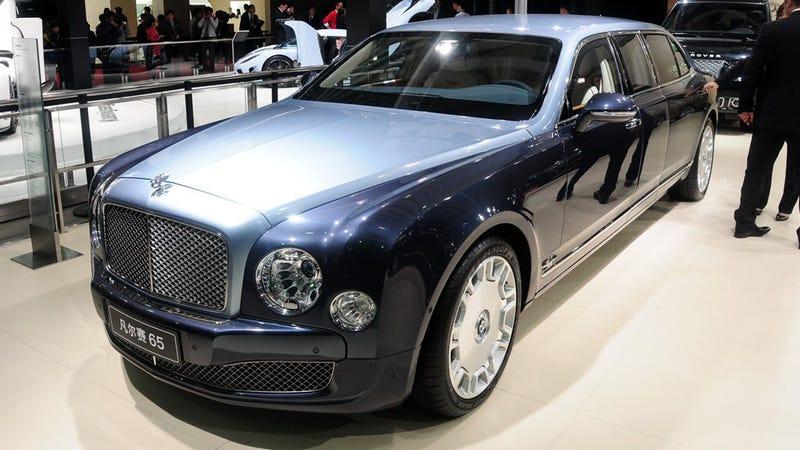 The $2.55 Million Bentley Mulsanne You Haven't Heard Of on bentley truck, bentley coupe, bentley turbo r, bentley brooklands, bentley mussolini in miami, bentley s2, bentley flying b hood mascot, bentley corniche, bentley station wagon, bentley eight, bentley s3, bentley with rims blue blue, bentley t1, bentley arnage, bentley logo, bentley s1,