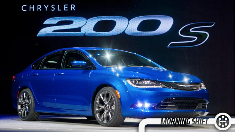 Illustration for article titled Chrysler Designed The 200 To Beat The Ford Fusion, Camry Not So Much