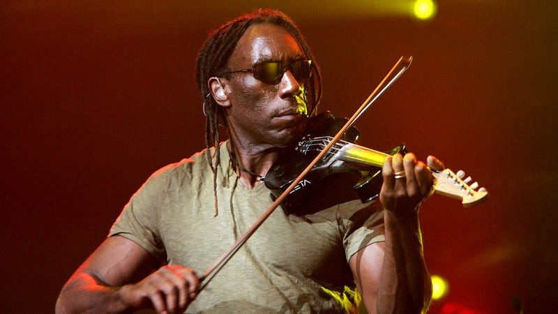 Boyd Tinsley in 2005.