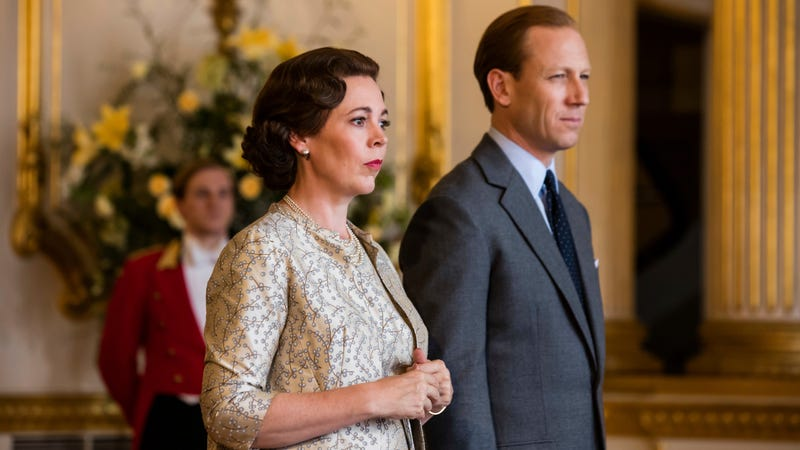 Illustration for article titled Netflix announces November release date for The Crown season 3