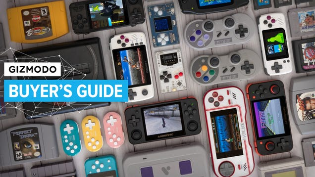 The Very Best Retro Game Consoles