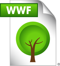 Illustration for article titled WWF Is a New Green File Format That's Impossible To Print