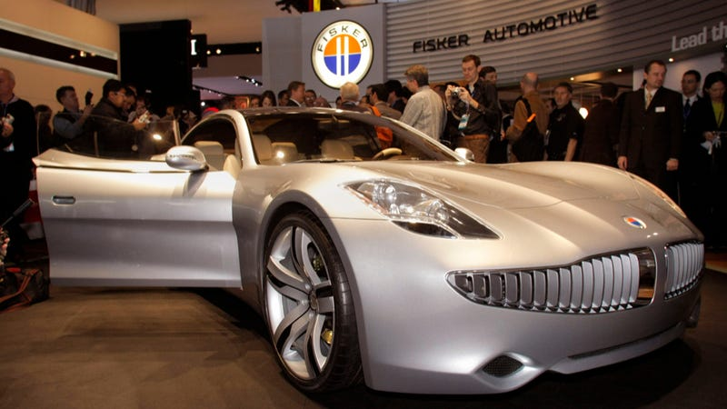 Used Fisker Karmas Are Selling For 50% Off MSRP