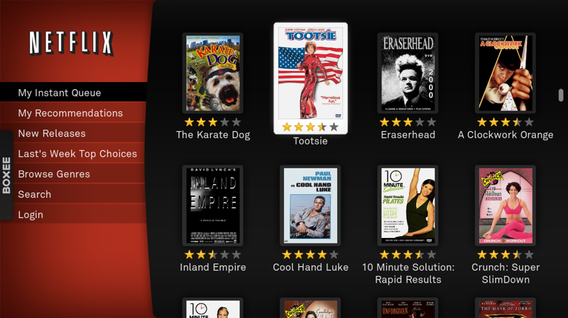Illustration for article titled Boxee Updates, Adds Support for Netflix, Windows on the Way