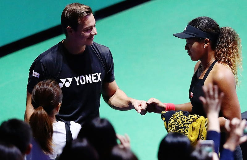 Illustration for article titled Naomi Osaka Ditched Her Coach After One Wildly Successful Year And No One Knows Why