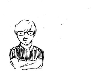 Illustration for article titled Chuck Klosterman: American Polymath Napkin