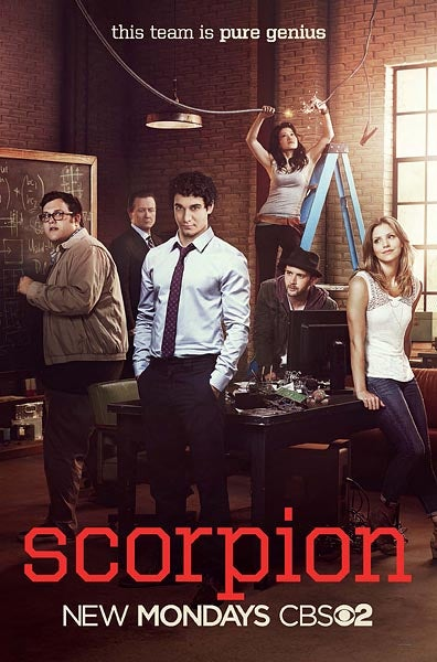Illustration for article titled Did You Watch Scorpion Last Night?  What Did You Think?  Post It Here!