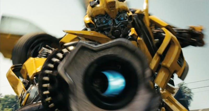 Illustration for article titled Transformers 2 Trailer: Screen Shot Mega-Gallery