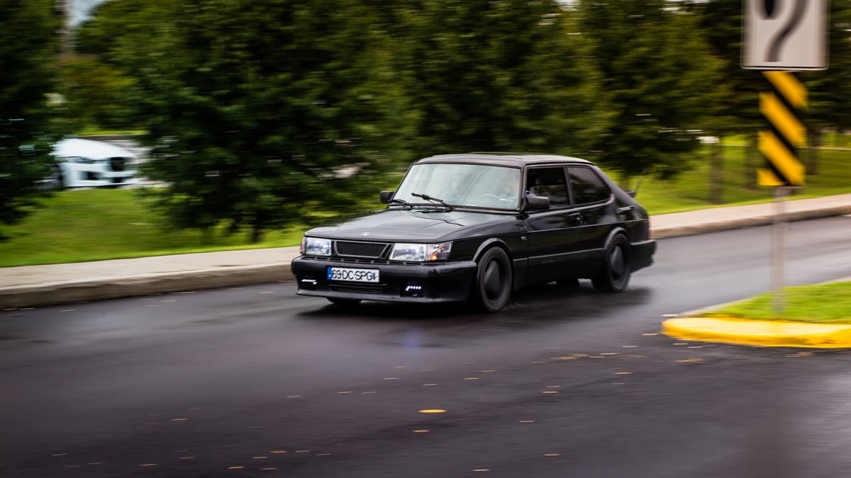 The Saab 900 Turbo Spg Was A Hot Hatch Way Before Hatchbacks 1990 Wiring Were Cool