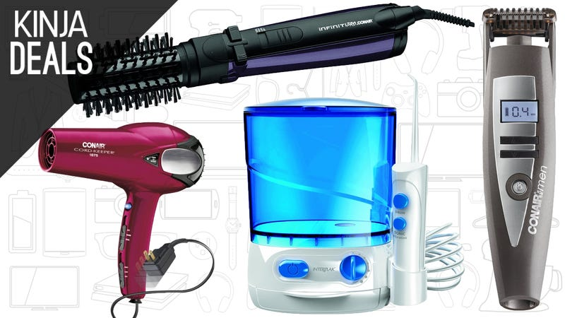 Illustration for article titled Save Big on Conair Products for Men and Women, Today Only