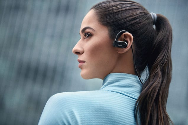 Workout Like Nobody s Business With a $60 Pair Jabra Elite Active 45e Wireless Earbuds
